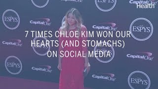 Download 7 Times Chloe Kim Won Our Hearts (And Stomachs) on Social Media| Health Video