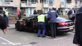 Download Grote verkeers- en belastingscontrole in Rotterdam Prins-Alexander Video