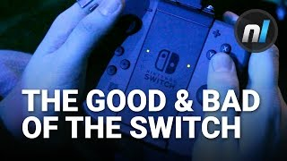 Download The Good & Bad of the Nintendo Switch Live Presentation | Alex Asks Video