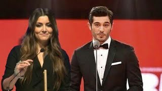 Download Hayat And Murat Won Best Actors Awards 2018 Video