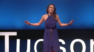 Download Exalted: from victim to warrior | Danielle McFarlin | TEDxTucson Video