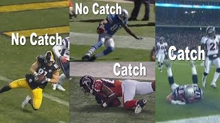 Download How to Fix the NFL Catch Rule Video