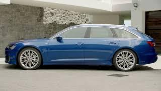 Download 2019 Audi A6 Avant video debut Video