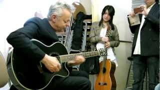 Download Tommy Emmanuel Meet & Greet, International House of Music, Moscow, 21st of April 2012, Part one Video