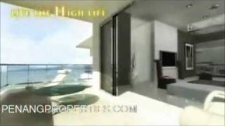 Download Malaysia best selection of Penang beachfront property Malaysia Video