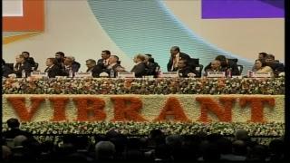 Download PM Modi inaugurates the 9th Vibrant Gujarat Summit 2019 Video