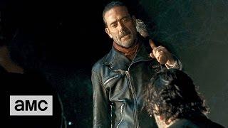 Download The Walking Dead: 'Jeffrey Dean Morgan on Playing Negan' Video