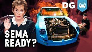 Download Judging YouTuber Cars at SEMA 2018 Video
