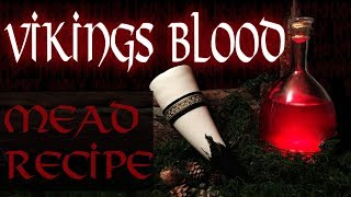 Download Viking's Blood Recipe | Making Mead at Home Adventure AKA: Meadventure Video