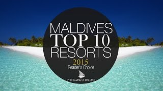 Download TOP 10 Resorts Maldives 2015 [ OFFICIAL ] Video