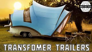 Download 10 Expandable Trailers and New Camping Innovations YOU MUST SEE Video