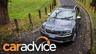 Download 2016 Skoda Octavia Scout Review Video