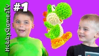 Download Yoshi's Woolly World Review 1 Amiibo Yarn HobbyGamesTV Video