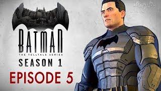 Download Batman: The Telltale Series - Episode 5 - City of Light (Full Episode) Video