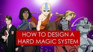 Download On Writing: hard magic systems in fantasy [ Avatar l Fullmetal Alchemist l Mistborn ] Video