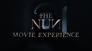 Download THE NUN: MOVIE EXPERIENCE | Don't Watch This In The Dark! Video