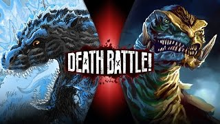 Download Godzilla VS Gamera | DEATH BATTLE! Video