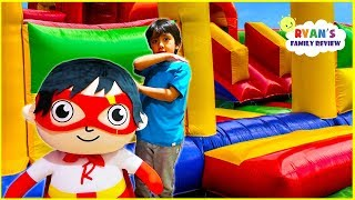 Download BOUNCE WITH RYAN- New Show!!!! Video
