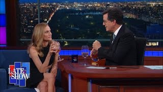 Download Diane Kruger's French Accent Gets Her Out Of Trouble Every Time Video