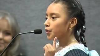 Download Discurso de niña indígena en la CEE NL Natalia López López Versión Completa Video