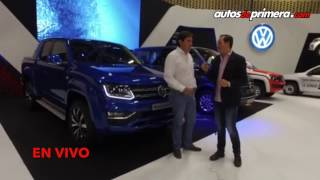 Download EN VIVO: Presentación nueva Volkswagen Amarok Highline Extreme Video