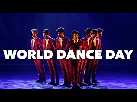 Shraey Khanna INVINCIBLE at World Dance Day | 2015