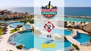 Download Cancun Challenge: Davidson vs Toledo - NO AUDIO Video