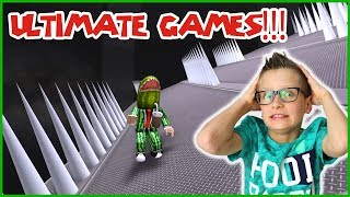 Download THE ULTIMATE MINIGAMES!!! Video