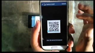 Download Samsung Galaxy S4 : How to scan QR Code (Android Kitkat) Video