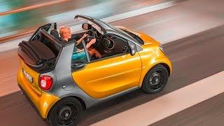 Download Smart Fortwo Cabrio - 2016 Green Design Video Video