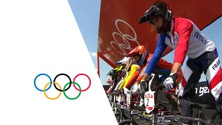 Download Men/Woman's BMX Semi-Finals - London 2012 Olympics Video