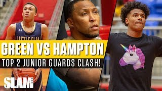 Download Jalen Green vs RJ Hampton! Top 2 Guards in HEATED matchup! 🤬 Video