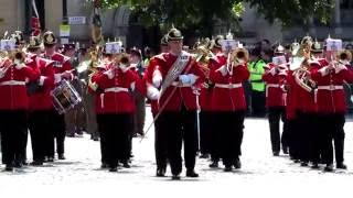Download Manchester Battle of the Somme Centenary Remembrance Parade Video