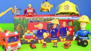 Download Feuerwehrmann Sam Unboxing: Neue Beste Feuerwehrautos & Spielzeugautos für Kinder | Deutsch Video