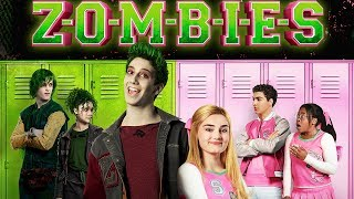 Download Music Video Playlist from ZOMBIES 🎶 | 🎥 Disney Channel Video