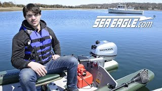 Download Sea Eagle Boats and the Honda 5 Video