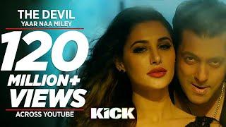 Download Devil-Yaar Naa Miley FULL VIDEO SONG   Salman Khan   Yo Yo Honey Singh   Kick Video
