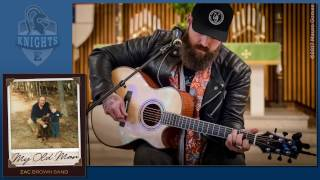 Download Zac Brown - My Old Man (Live acoustic performance in Houston - Super Bowl weekend) Video