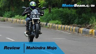 Download Mahindra Mojo Review (World Exclusive) | MotorBeam Video