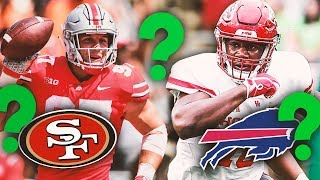 Download Projecting How The Top Picks From The 2019 NFL Draft Will Perform In Their Rookie Year Video