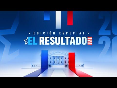 El Resultado: ¿Biden o Trump?