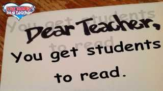 Download Letter to Teachers Video