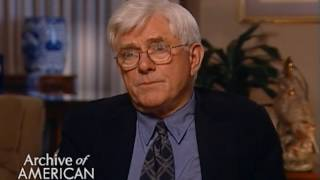Download Phil Donahue on Marlo Thomas -EMMYTVLEGENDS.ORG Video