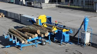 Download CPE1250RG FIREWOOD PROCESSOR Video