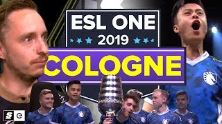 Download ESL One Cologne 2019: Best Plays, Fails, Funny Moments Video