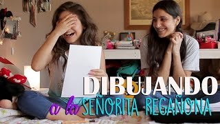 Download Karol Sevilla I Dibujando A la Señorita Regañona Video