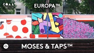 Download MOSES & TAPS™ - BACKGROUND™ Video