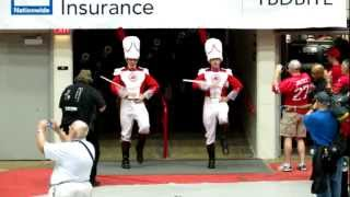 Download Ramp Entry at Skull Session 9 8 2012 OSU vs UCF Ohio State University Marching Band Video