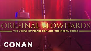 Download An EXCLUSIVE Sneak Peek At The Cantina Band Documentary - CONAN on TBS Video