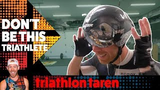 Download BEGINNER TRIATHLETES shouldn't be ″THAT″ triathlete in cycling and running groups Video